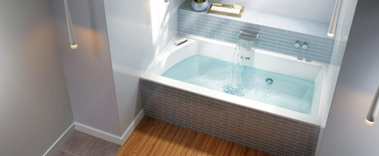 Create an Oasis in Your Home Bath with a BainUltra Freestanding Tub ...