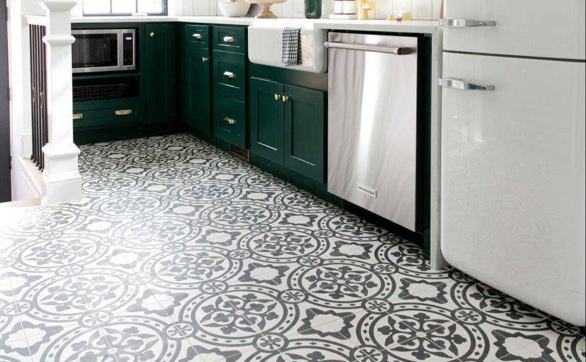 2018 Kitchen Flooring Trends