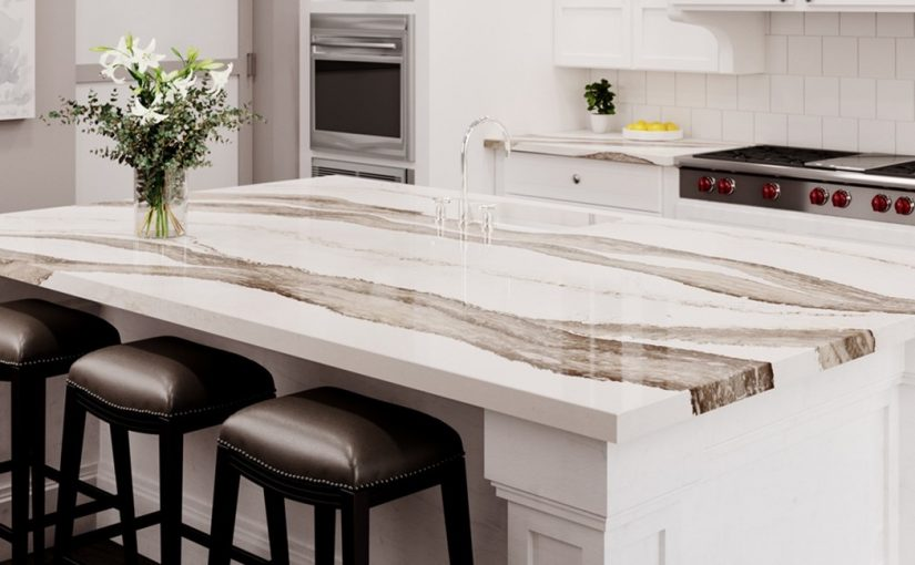 Five New Bold Countertop Designs from Cambria