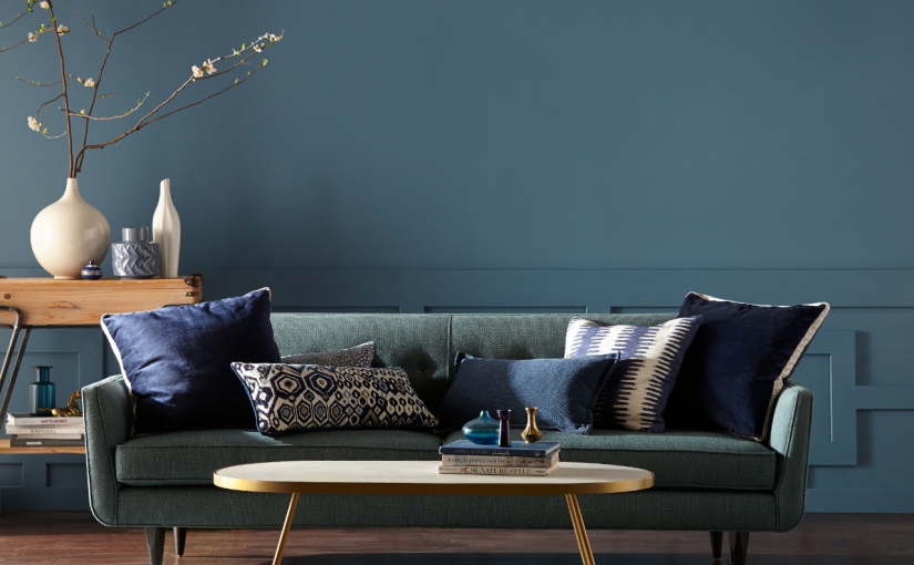 Behr's 2019 Colour of the Year is Blueprint