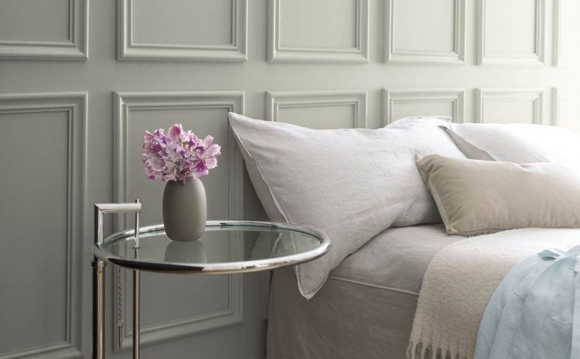 Benjamin Moore's 2019 Colour of the Year: Metropolitan AF-690