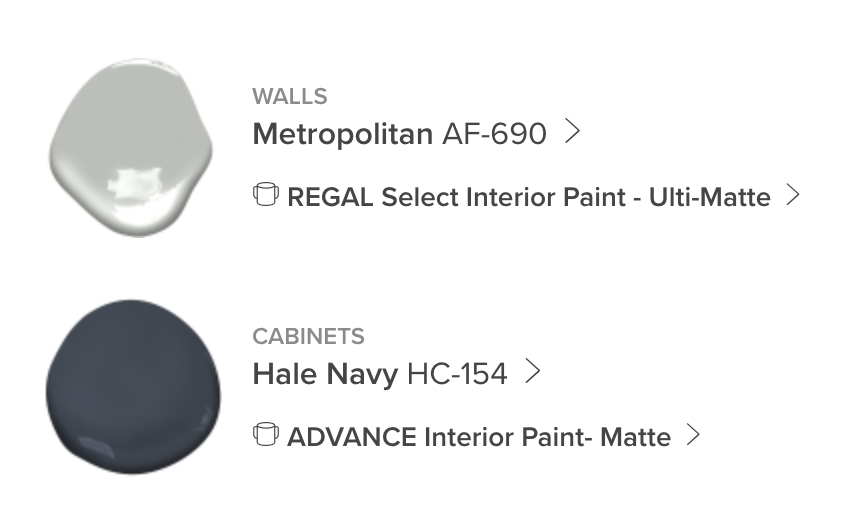 Benjamin Moore's 2019 Colour of the Year: Metropolitan AF