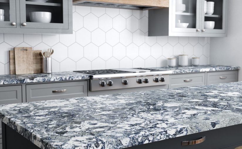 Six Bold Quartz Countertop Designs from Cambria