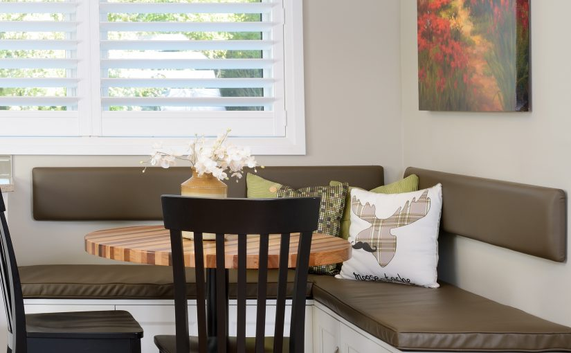 Trend Watch: Stylish Ways to Include Bench Seating in Your Kitchen and Dining Room