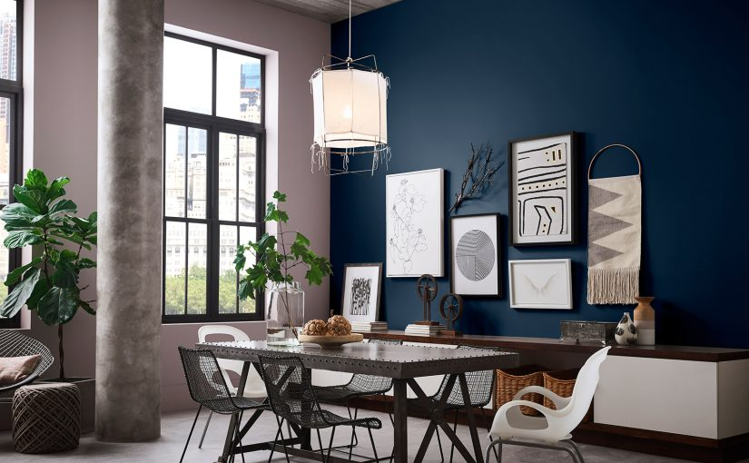 Sherwin-Williams' 2020 Colour of the Year — Naval SW 6244