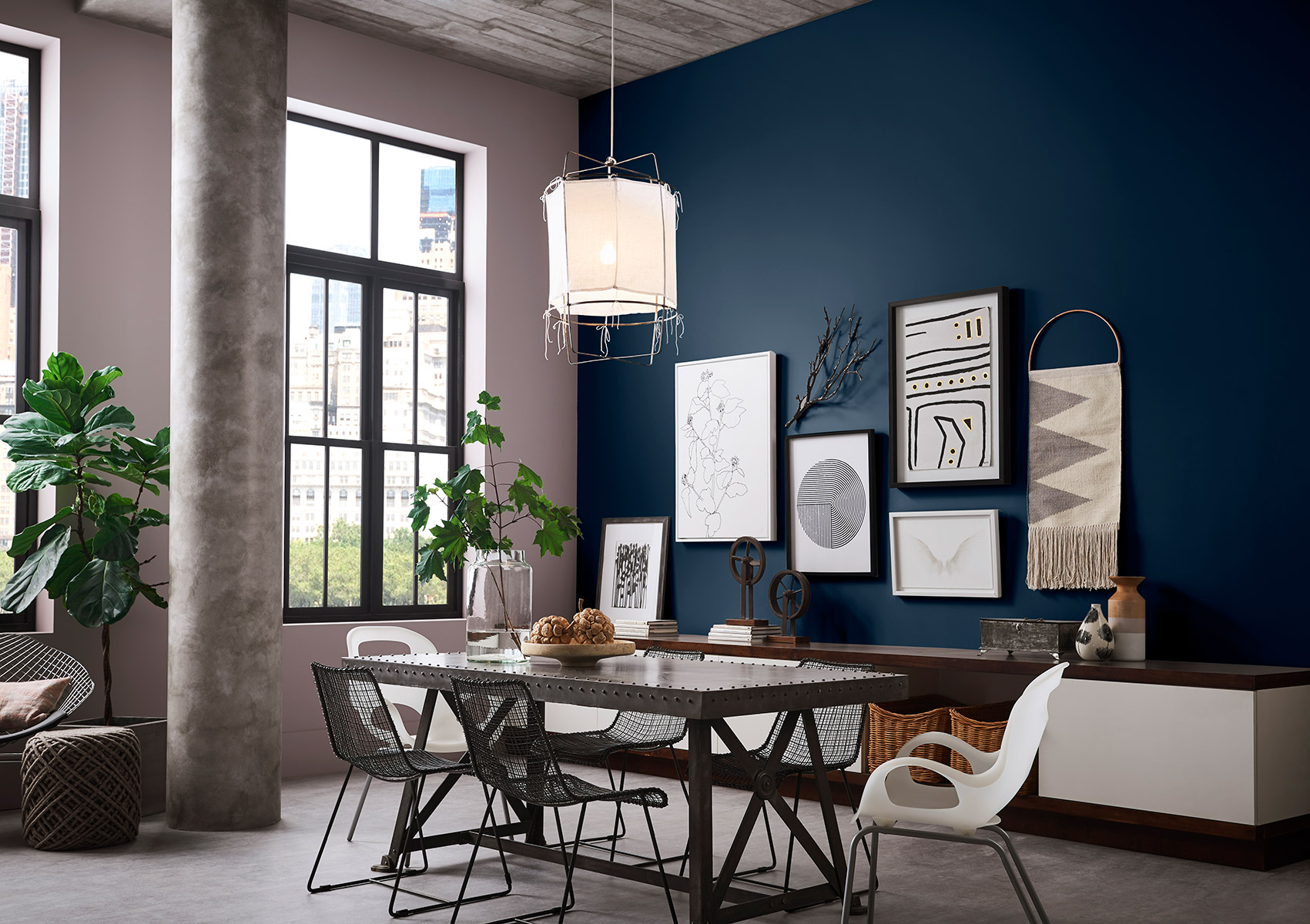 Sherwin-Williams' 2020 Colour of the Year — Naval SW 6244 ...