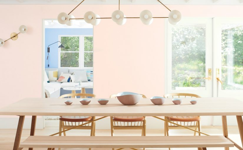 Benjamin Moore's 2020 Colour of the Year: First Light
