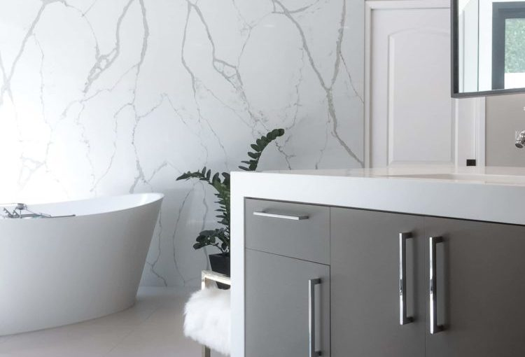 Go Groutless with Corian®