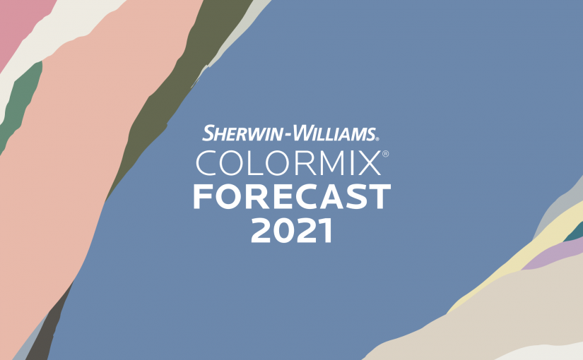 Sherwin-Williams Announces Their 2021 Colour Trends
