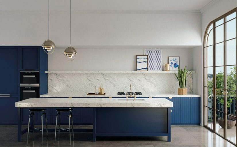 Caesarstone Adds Three New Designs to its Whitelight Collection